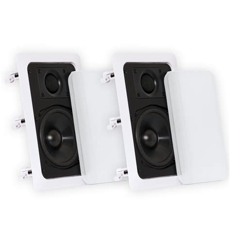 theater solutions cs5w in wall speakers home theater