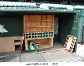 bat holder in dugout stock photo stock images bigstock