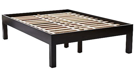 how to convert a platform bed for a box