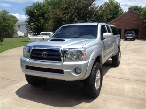 2005 Toyota Tacoma Prerunner Towing Capacity Find Used 2005 Toyota Tacoma Pre Runner Extended Cab