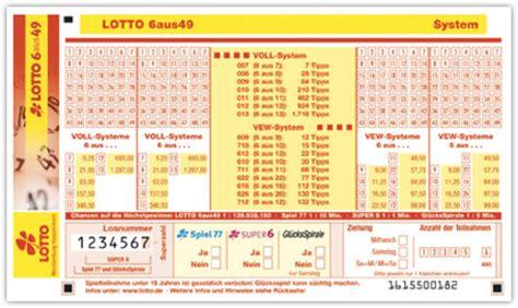 wann wird lotto gezogen vollsystem beim lotto spielen erkl 228 rung im lexikon