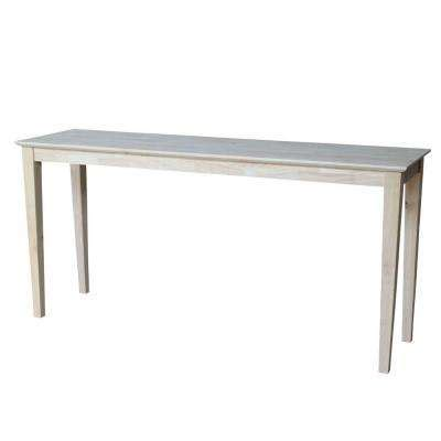 home depot sofa table unfinished wood entryway furniture furniture the