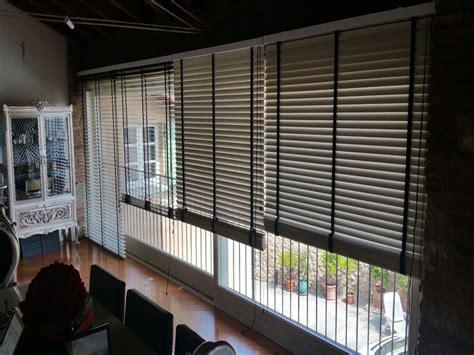 tapparelle da interno tende veneziane per interni in legno e alluminio moderne