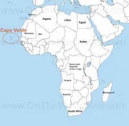 africa map cape of cape verde gold mikeosbornphoto