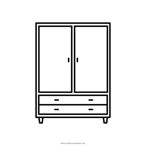 disegno armadio disegno armadio aperto da colorare armadio disegni da
