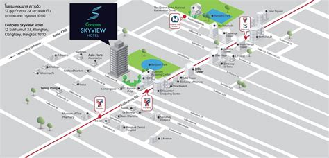 Hotel Search By Address Find Hotel Address Email Contact Compass Skyview Bangkok