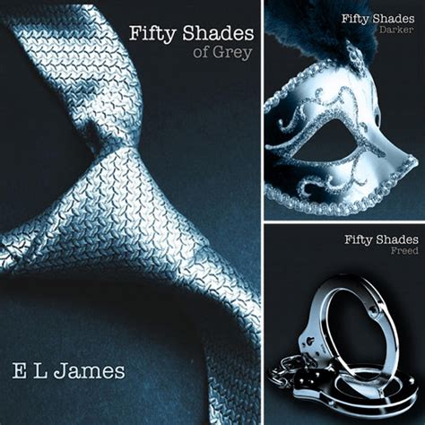 fifty shades of grey author book review fifty shades of grey trilogy images frompo