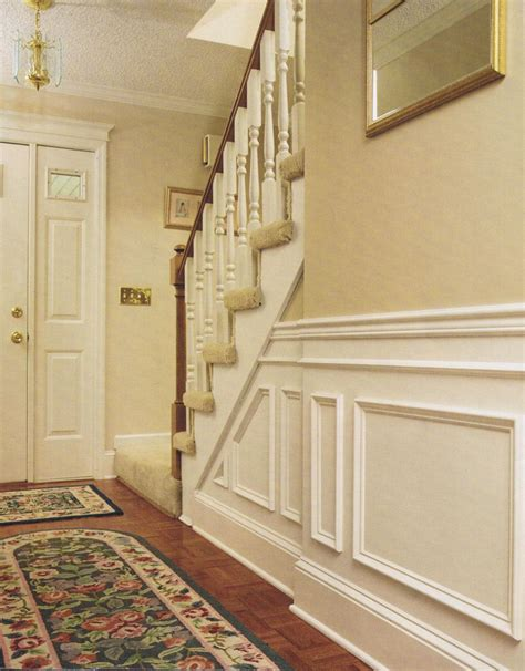 Wainscot Chair Rail by Top Ten Wainscot Societies Archaeologies Of The