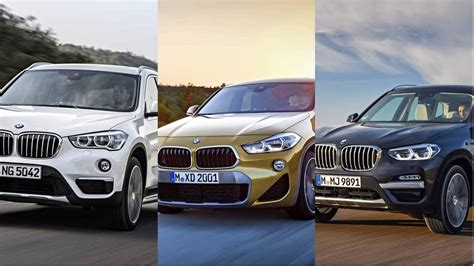 bmw volkswagen bmw x1 vs x2 vs x3 to by numbers