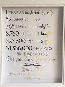 1 year wedding anniversary quotes for husband best 25 1st anniversary gifts ideas on 1st