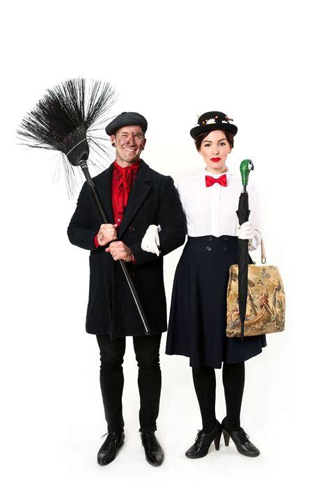 camin祠 spazzacamin couples costume idea poppins and bert