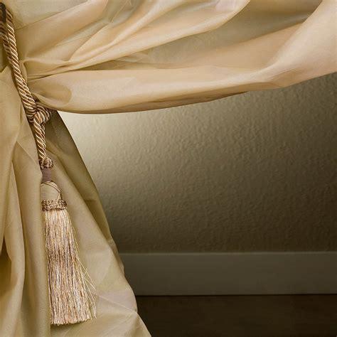 cream silk drapes get cream silk organza sheer curtains drapes