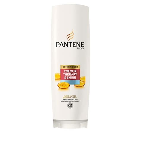 Sho Pantene 200ml pantene color protection and shine conditioner 200ml