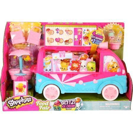 Shopkins Season 6 Chef Club Emco Littlest Pet Shop Hasbro moose toys shopkins season 3 scoops truck
