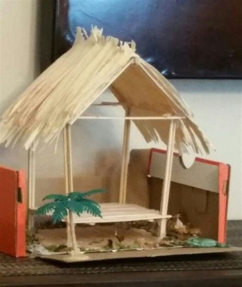 native american houses for kids chickee hut project seminole indian home school