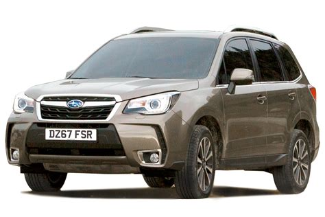 subaru forester subaru forester suv review carbuyer