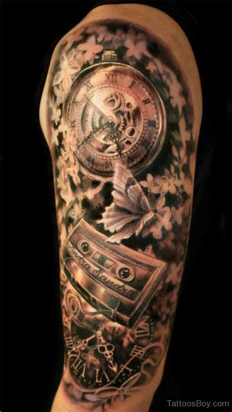 clock tattoos tattoo designs tattoo pictures page 10
