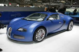 Bugatti Veyron Bleu Centenaire Geneva 2009 Bugatti Veyron Quot Bleu Centenaire Quot