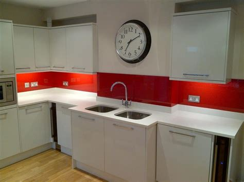 red kitchen backsplash red kitchen glass backsplash dream house
