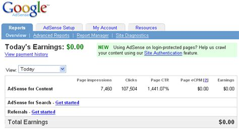 adsense my account secret how to protect your google adsense from high ctr