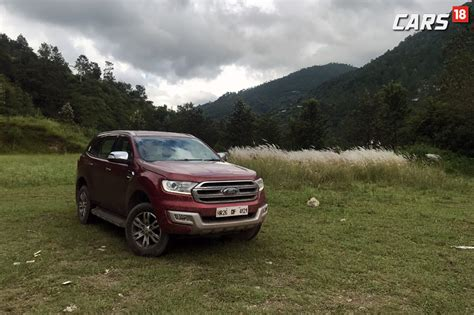 ford endeavour 4x2 ford endeavour titanium 2 2 4x2 at review the value for