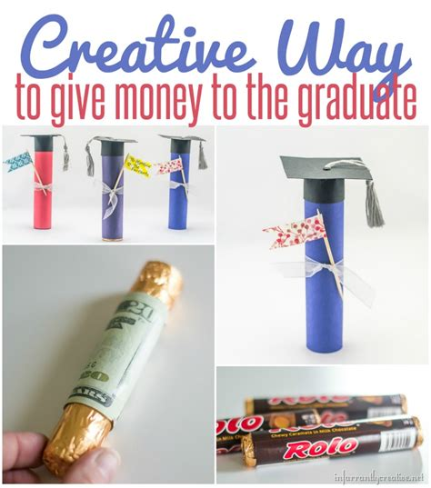 College Bathroom Ideas Creative Way To Give Money To The Graduate Infarrantly