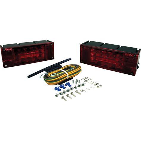 submersible led trailer light kit blazer submersible led trailer light kit model c7280