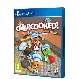 Ps4 Overcooked Gourmet Edition overcooked gourmet edition es