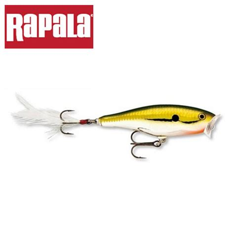 Popper Rapala Skitter Pop Sp7 Rh rapala brand skitter pop sp07 7cm 7g top water popper fishing lure bait artificial
