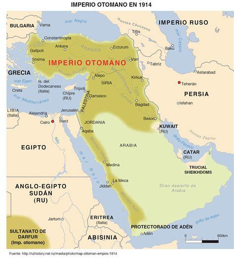 imperio otomano acuerdo sykes picot al estado isl 225 mico