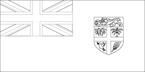 Blank Asia Template Search Results Calendar 2015 Fiji Flag Coloring Page