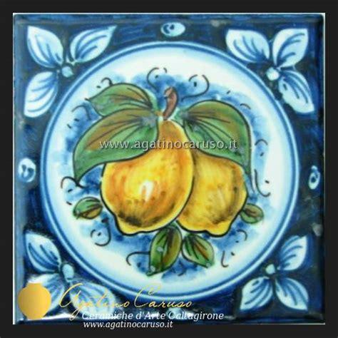 ceramiche caltagirone piastrelle mattonelle in ceramica di caltagirone dipinte a mano