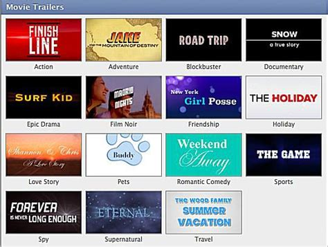 new themes imovie start a new imovie project