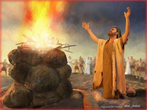 imagenes biblicas del profeta elias elias y los profetas de baal youtube