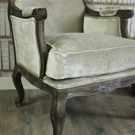 grey crushed velvet armchair silver grey crushed velvet arm chair melody maison 174