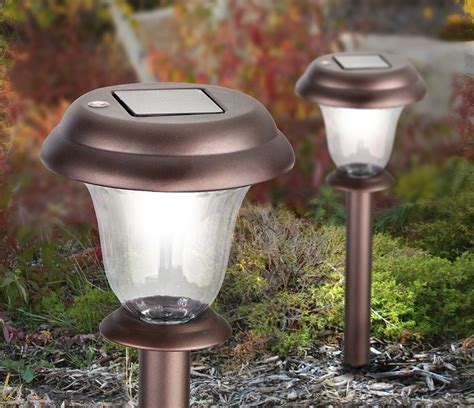 best solar garden lights exceptional solar landscaping lights 4 best solar garden