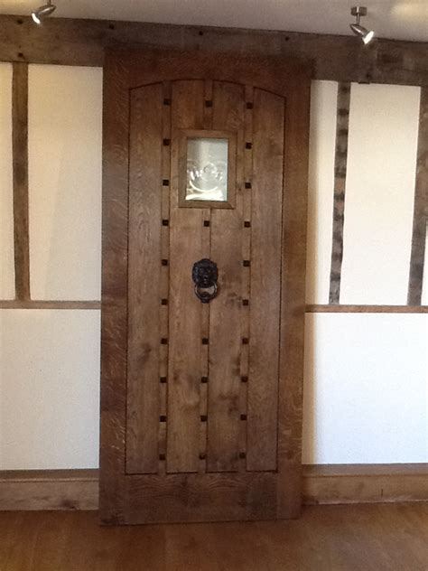 Traditional Oak Exterior Door No 1 The West Sussex Traditional Exterior Doors