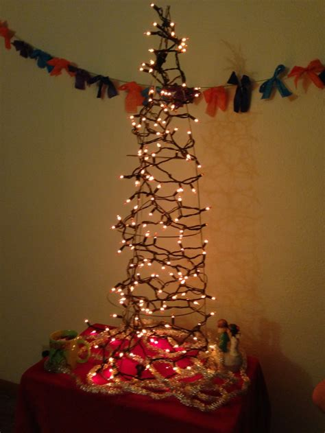 tomato cage christmas tree christmas pinterest