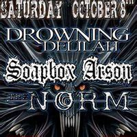 test pattern winston salem crows nest presents drowning delilah soapbox arson the