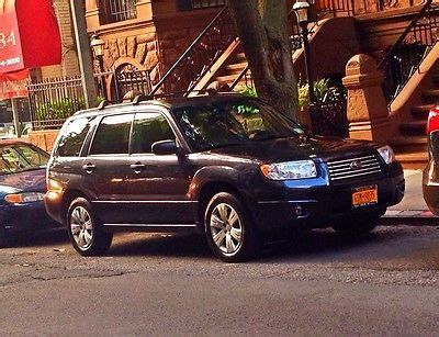 subaru forester rugged package 2008 subaru forester cars for sale