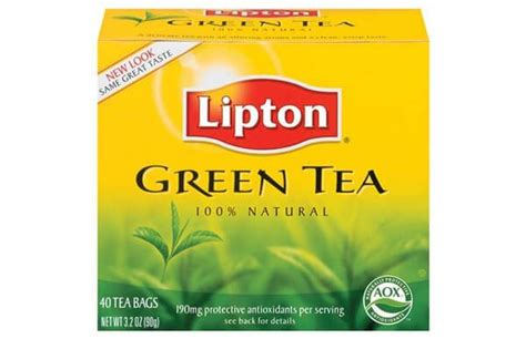 Green Tea Detox Brands by How To Use Lipton Green Tea For Weight Loss Lipton Green