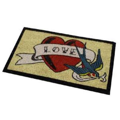Large Coir Doormat - large welcome door mat indoor outdoor entrance shop