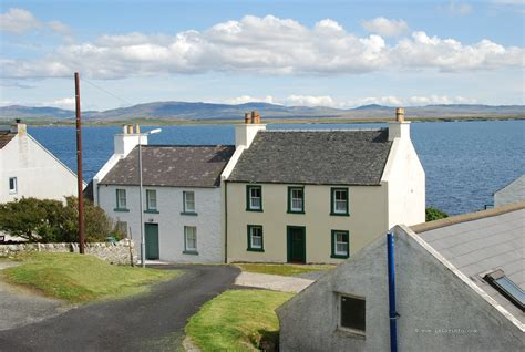Cottages In Islay by Port Cottages Islay Image Wallpaper