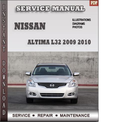 car repair manuals online free 2010 nissan rogue navigation system nissan altima factory service manual car repair manual html autos weblog