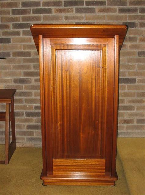 wood worklectern plans   build diy woodworking