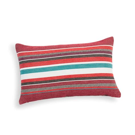 fodera cuscini fodera di cuscino in cotone 30 x 50 cm varna maisons du