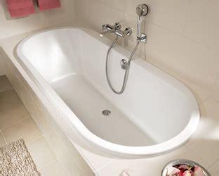 badewannen villeroy boch baths for stylish relaxation villeroy boch
