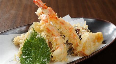 cucina giapponese tempura tempura
