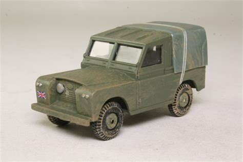 land rover corgi corgi classics cs90115 land rover series 2 88in truck cab