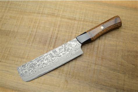 where to buy good kitchen knives shiro kamo octagon beauty nakiri knife 165mm